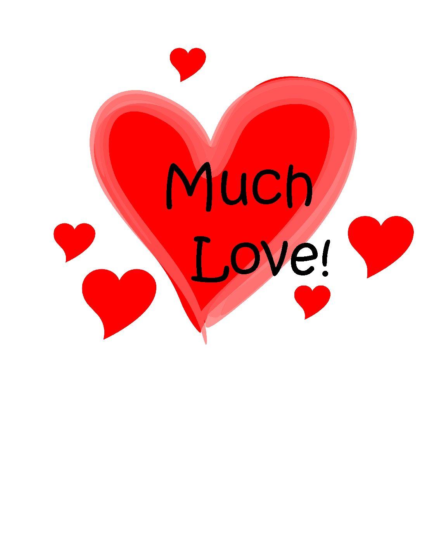 Much love pdf