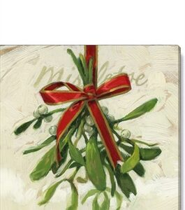 giclee mistletoe