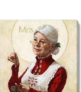 giclee ms. claus