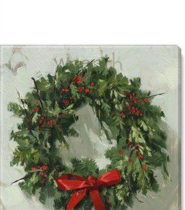 giclee wreath
