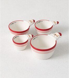 xmas measure cup