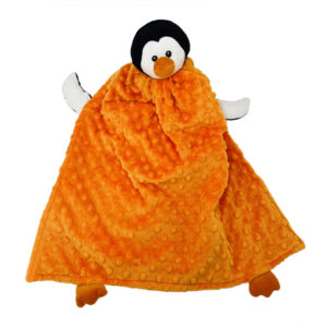 critter penguin orange