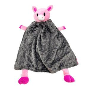 critter pig gray