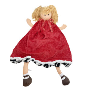 critter cutout bf doll red