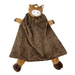 critter cutout horse brown