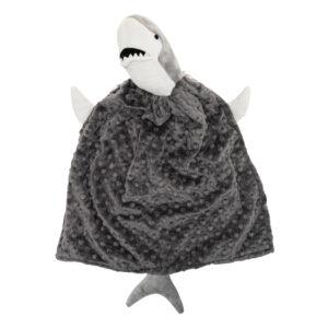 critter cutout shark gray