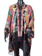 kimono solid front
